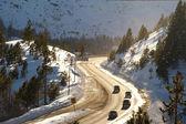 Vinter — Stockfoto