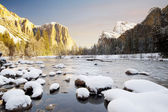 Yosemite National Park in Winter — ストック写真