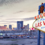 Welcome To Las Vegas neon — Stock Photo #35230251