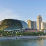 Esplanade Singapore — Stock Photo #36454933