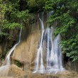 Water fall in forest — Stock Photo