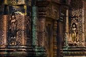 Banteay Srei castle — Stockfoto
