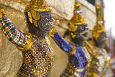 Garuda Sculpture — Stock Photo