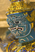 Close up Garuda Sculpture — Stok fotoğraf
