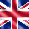 United Kingdom Flag — Foto de stock #36460201