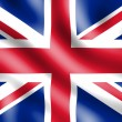 United Kingdom Flag — Stock Photo #36460201