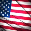 American flag — Stock Photo #36460209