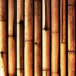 Bamboo fence — Stock Photo #36462465