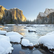Stock Photo: Yosemite National Park
