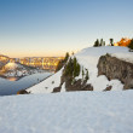 Crater Laker, Oregon, USA — Stock Photo #36468127