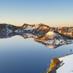 Crater Laker, Oregon, USA — Stock Photo