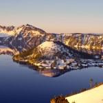 Crater Laker, Oregon, USA — Stock Photo #36468165