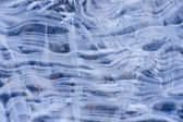 Icy snow abstract — Stock Photo