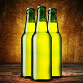 啤酒瓶 — 图库照片