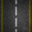 Asphalt Road Texture — Stock Photo