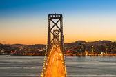 Bay Bridge — Stock Photo