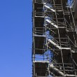 Scaffolding stairs — Stock Photo #29808647