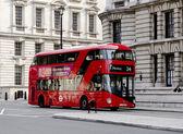 New London Bus — Stock Photo
