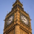 Big Ben clock face — Stock Photo