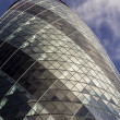 The Gerkin St Marys Axe closeup — Stock Photo #31192461