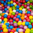Selection of gumballs — 图库照片