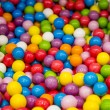 Selection of gumballs — Foto Stock