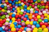 Selectie van kauwgomballen — Stockfoto