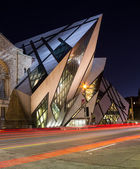 Royal Ontario Museum — Stock Photo