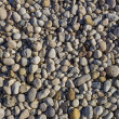 Full frame pebbles texture — Stock Photo