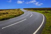 Bendy road — Stock Photo