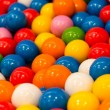 Gobstoppers closeup — Foto Stock