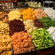 Various sweets in Istanbul — Stock Photo