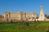 Buckingham Palace from afar — Stockfoto