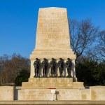 Second World War Memorial — Stock Photo