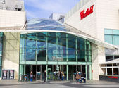 Westfield in West London — Stock Photo