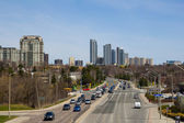 Toronto and Condos — Stock Photo