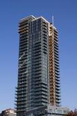 Condo Construction Toronto — Stock Photo