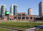 Steam Whistle Brewing building — Stock Photo