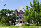 Ontario Legislative Building — Stock Photo