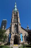 St James Church Toronto — Stock Photo