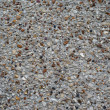 Stock Photo: Texture concrete wall with pebbles