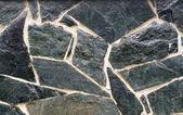 Die wand der großen granit steine — Stockfoto