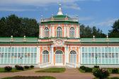 "Construction of ""Greenhouse"" (Kuskovo Estate near Moscow) — Stock Photo"