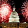 United States Capitol Building — Stock Photo