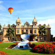 Stock Photo: The Grand Casino Monte Carlo