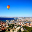 Aerial view of Marseille City — Stock Photo #29362057