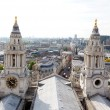 London city view from the top of St. Paul Cathedral — Stock Photo #29363807