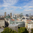 London city view from the top of St. Paul Cathedral — Stock Photo #29363851