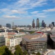 London city view from the top of St. Paul Cathedral — Stock Photo #29364747