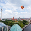 Aerial view of central Berlin — Stock Photo #29364853